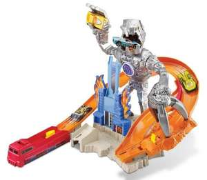 Hot Wheels Nitrobot Attack Reduced from £29.99 to £14.99 @ Argos