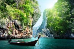 14 nights Thailand island hopping only £491 pp – inc. flights, well-reviewed hotels (4.5/5 TripAdvisor) & ferries @ Holiday Pirates