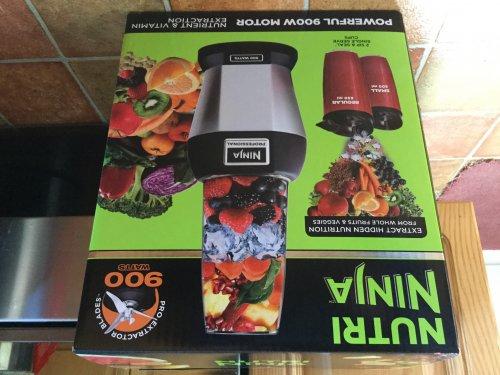 Nutri Ninja Blender -  £59.50 @ John Lewis