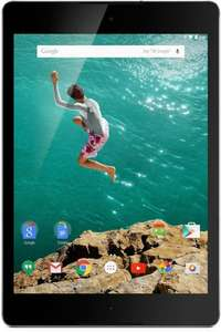 Nexus 9 8.9 Inch NVIDIA Tegra K1 2GB 16GB £160 delivered (using code) from argos ebay outlet