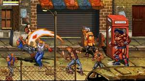 Streets Of Rage 4 HD Demo Free