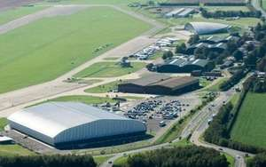 Free entry into Duxford air museum