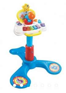 Vtech sit to stand music centre was £40 now £15 @ tesco