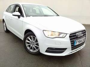 Grab a deal at the Audi VW Car Auction eg Six White A3 SE 1 year Old with Nav £12000 @ astonbarclay