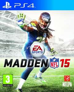 Madden NFL 15 £19.99 @ Amazon fulfilled by Base
