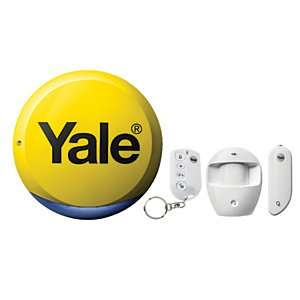 Yale Easy Fit Starter Alarm Kit @ Wickes - was £159.99 NOW! £80.98 (with £20 off code)
