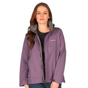 Berghaus Womens Loweswater 2 Layer Gore-Tex Shell Jacket Purple reduced from £169.99 (???) to £39.98 delivered (free delivery if you spend over £60) @ MandM Direct