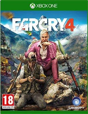 Far Cry 4 Xbox One Xbox 360 PS3 £10 @ Asda