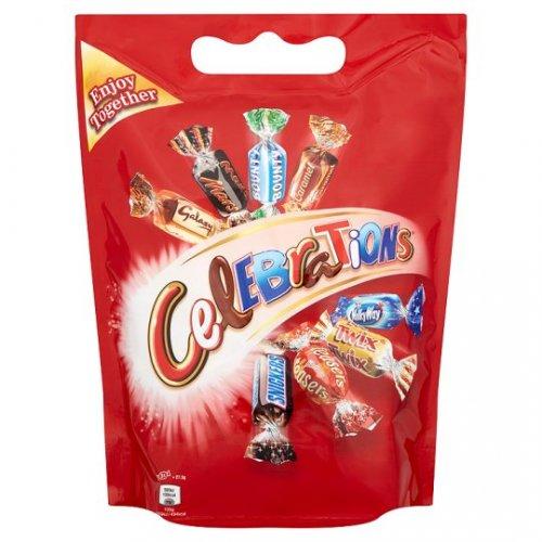 XL bag of Celebrations 490g £2.00 @ Tesco Instore