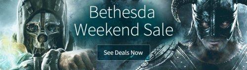 Humble Bundle Bethesda Weekend Sale