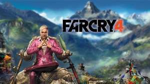 Far Cry 4 PS4/XBONE £21.50 @ Argos