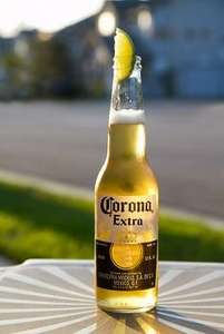 Corona 24 bottles for £20 @ ocado