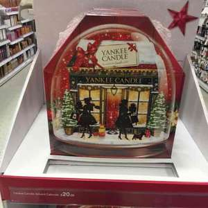 Yankee Candle Advent Calendar 2015 £20.00 @ Boots