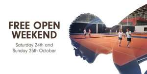 David Lloyd Gym - Open Day 24th and 25th October