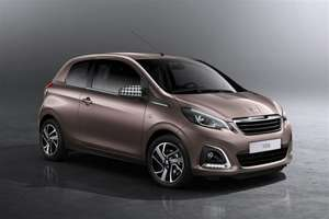 NEW PEUGEOT 108 1.0 Access 3dr Only £7165 @ Pentagon