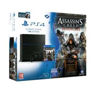 £329 1TB PS4 (new model) + PSTV +Assassins Creed Syndicate + Uncharted Collection + Watchdogs £329 @ Tesco