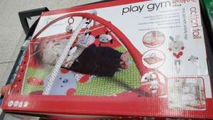 Asda - Red Kite Play Gym £5