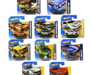 Sainsburys Toy Sale Hotwheels Cars 62p