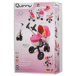 Quinny Dolls Pram and Pushchair £29.99 @ B&M