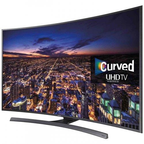 Samsung UE55JU6500 Curved 4K Ultra HD Smart TV + Bluetooth Curved Soundbar £1148.95 (John Lewis)