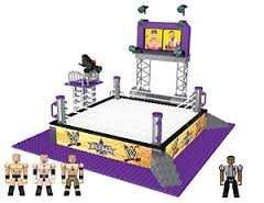 WWE Stackdown Wrestlemania XXX Ring Playset.  Dispatched from and sold by This Is It Famous Value Stores £17.98 @ Amazon marketplace