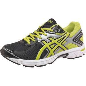 Asics Mens Gel Pursuit 2 Neutral Running Shoes Black/Lime/Silver £19.99 + £3.99 del @ MandM Direct