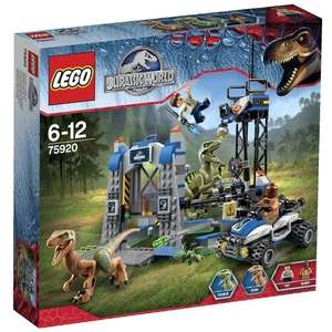 Lego 75920 Jurassic Raptor Escape - get it at RRP before its gone! £39.99 @ Toys r us