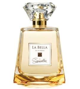 Samantha Faiers La Bella Eau De Parfum 100ml Spray, £12 At TJ Hughes Instore & Online
