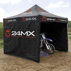 3 sided tent £129 @ 24MX