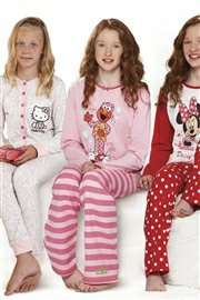girls elmo personalised pyjamas £2.99 + £4.99 delivery @ 24ace