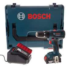 (TOOLSTOP) Bosch GSB 18-2-LI Plus Professional Cordless Combi Drill in L-Boxx (2 x 2.0Ah Batteries) £109.25 + £15 cashback