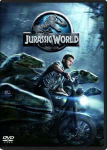 Jurassic World DVD £5 / Bluray £6.50 (both Preowned) XV MarketPlace - 50p delivery