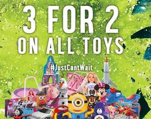 LAST DAY! - Argos 3 for 2 is back!! 6th November