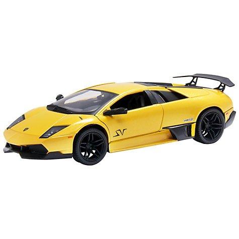 Toy - £5 + £2 C+C John Lewis 1:24 Yellow Lamborghini OR Aston Martin - Toy - Cheeky Christmas Present