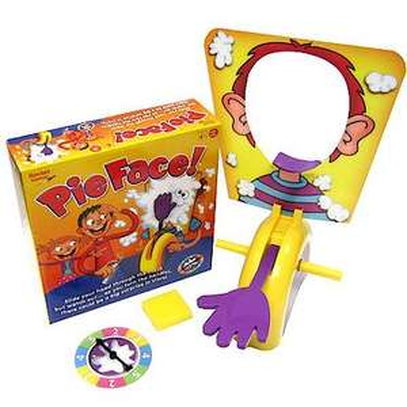 Hasbro Pie Face back in stock @ Tesco £19.99