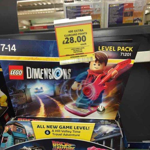 Lego dimensions £28 @ Tesco