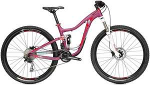 Trek Lush 650b Womens Mountain Bike 2015 RRP £1600 now £999.99 @ Leisure Lakes Bikes
