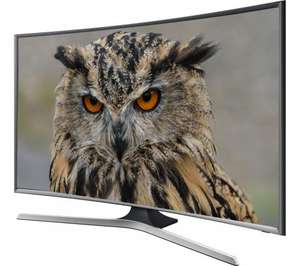 "SAMSUNG UE48J6300 Smart 48"" Curved LED TV £499 @ Currys"