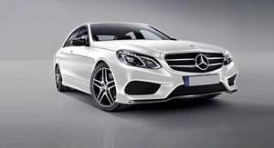 Mercedes E220d AMG Night Edition Auto. 2yr 10k miles/yr lease. £7872 inc. VAT @ Target Car Leasing