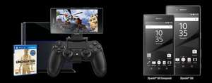 PS4 1TB, Nathan Drake Collection, controller mount and 3 months ps plus £249 @ Three (If you've recently purchased a Xperia™ Z5 or Xperia™ Z5 Compact)