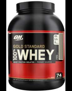 Optimum Nutrition Gold standard 2.2kg  = £37.39 @ Supplement Store