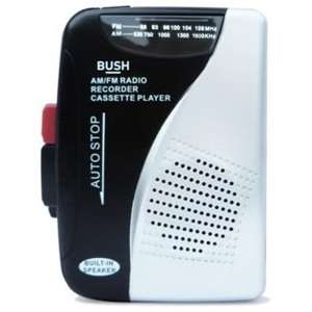 Bush Portable Cassette Player £9.99 @ Argos 1/3 off!