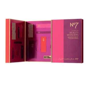 No7 Advent calendar £38 delivered at Boots