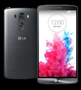 LG G3 Mobile Phone - Black [Sim Free] + £10 Argos Gift Voucher £199.99 Delivered @ Argos