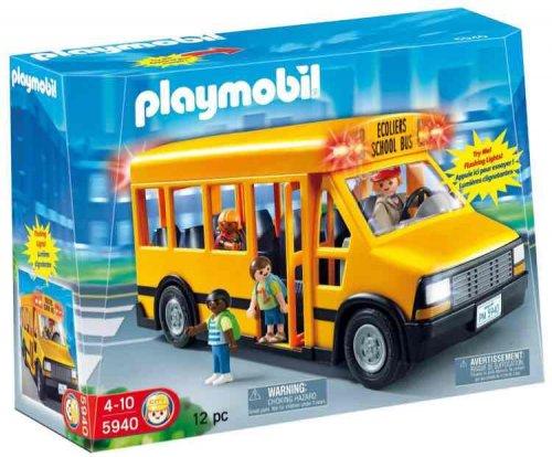 Playmobil School Bus 5940 - £15 instore @ Tesco