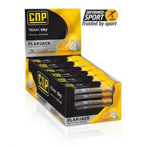 CNP Professional Flapacks (box of 24) - £13 Delivered