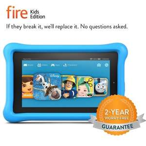 Amazon Fire Kids Edition £79.99 (save £20) incl. case, 2yr damage cover & 1 yr Kids Unlimited