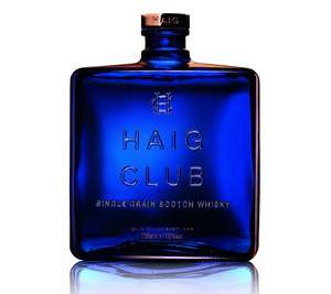 Haig Club Whisky £29.98 @ Costco 2nd to 22nd November