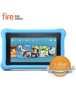 Kids Amazon Fire 7 Tablet  (FREE £5 VOUCHER) £79.99 @ Argos