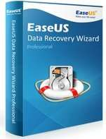 EaseUS Data Recovery Wizard Pro (Windows) : 24 Hour Giveaway! FREE (Save $90)